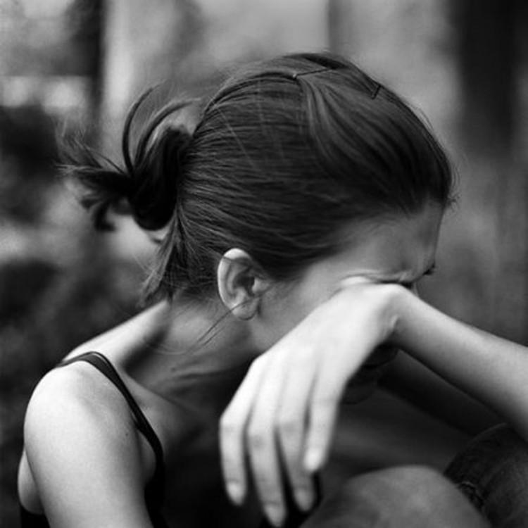 femme, moi, personnel, larmes, chagrin d'amour, rupture