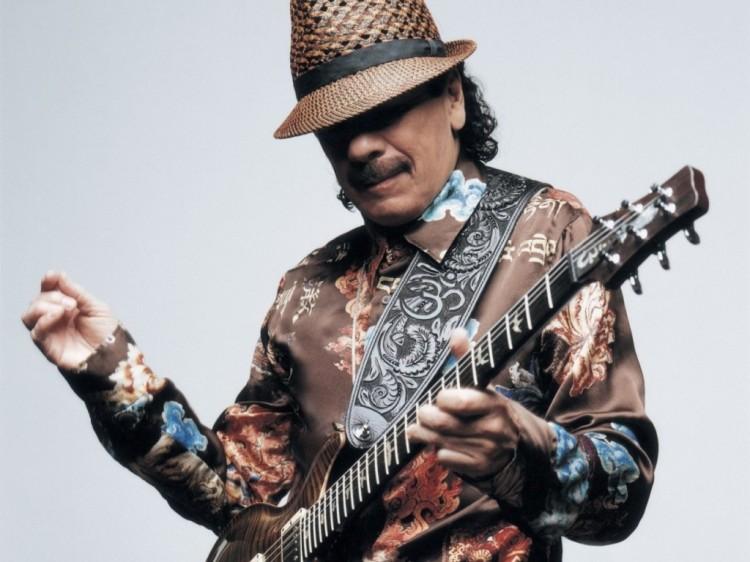 Carlos-Santana