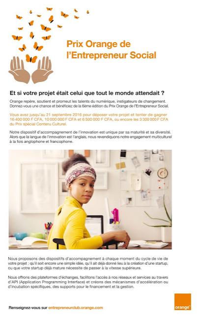 Prix de l'entreprenariat social, Orange CI, A Kaléidoscope de moi