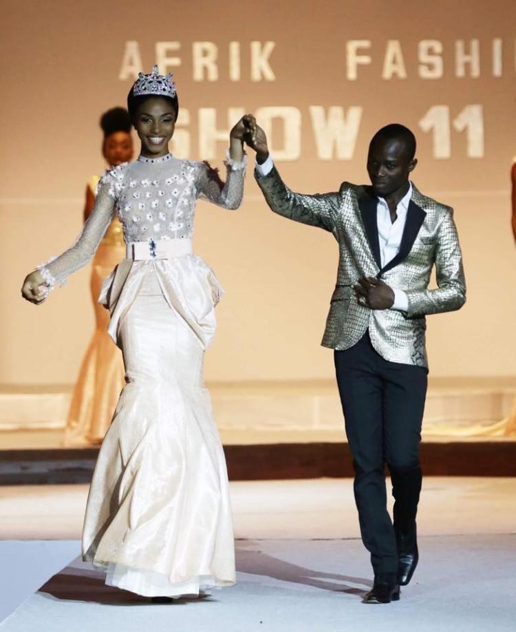 afrikfashionshow11, Abidjan, mode, OrangeCI