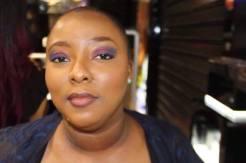 Je suis black Up, kaleidoscopedemoi, bamba aida, make up, Abidjan, Black Up, Carrefour