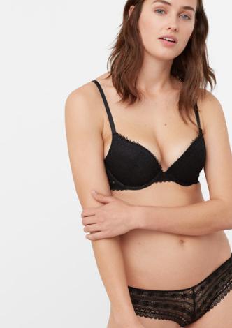 9 idées lingeries by mango