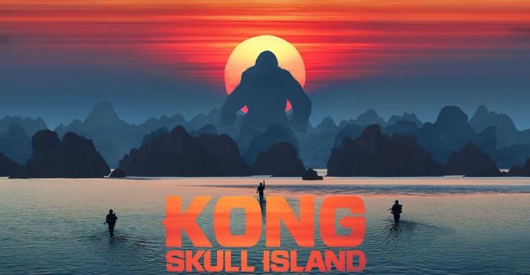Kong c'était bien mais...; kaléidoscope de moi, bamba aida marguerite, kong skull island, blog, blogger, movie