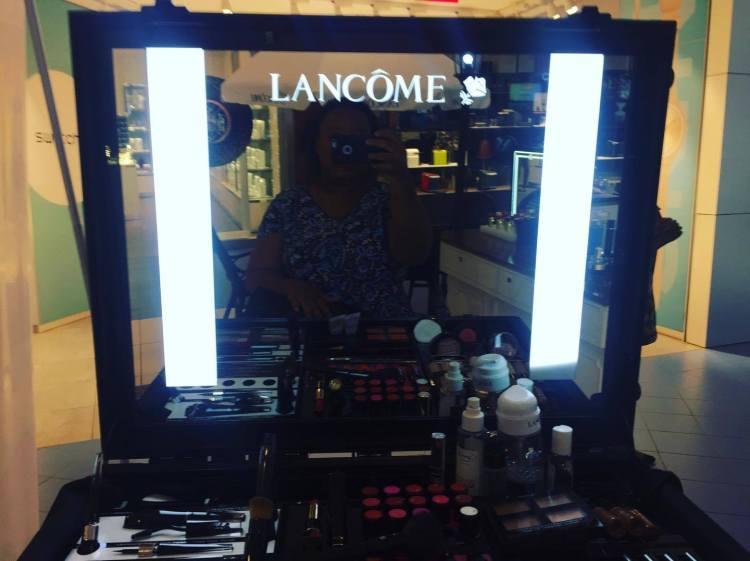Café Lancôme, kaléidoscope de moi, bamba aida marguerite