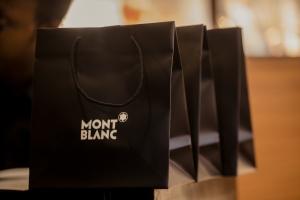 Montblanc, ouverture de la première boutique en Côte d'Ivoire, Bamba Aida Marguerite, mont blanc, abidjan. Cote d'Ivoire, luxe