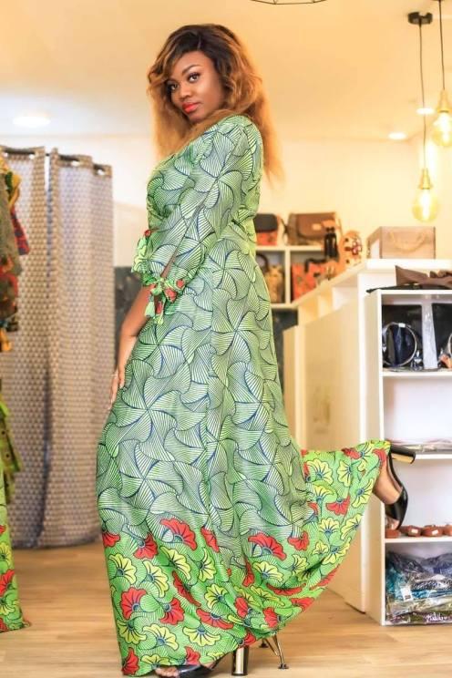 Dora Moti, Deuxieme showroom, abidjan, cote d'ivoire, bamba aida marguerite